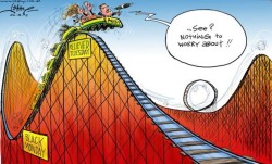 market instability
